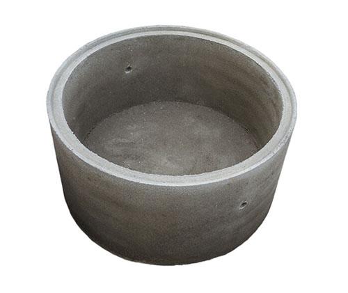 Кольцо бетонное КС с замком